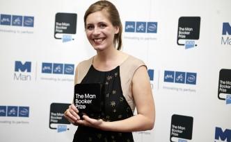 Eleanor Catton - Man Booker Prize winner, Photo courtesy Man Booker Prize & copyright Janie Airey
